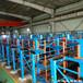 江蘇無錫鋼材貨架伸縮式結構吊車存放分類存取使用