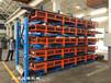 江西南昌型材貨架節省空間擺放整齊合理規劃型材庫