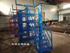 江蘇泰州伸縮懸臂貨架鋼管存放架槽鋼角鋼圓鋼擺放架