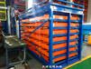 山西晉城板材貨架抽屜式鋁板貨架臥式鋼板貨架銅板架子