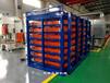 甘肅蘭州板材貨架抽屜式吊車吸盤存放鋼板貨架鋁板銅板架