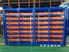 江蘇蘇州板材貨架多層分類擺放抽屜式鋼板貨架