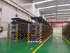 廣東江門鋼管貨架伸縮懸臂式結構管材車間規劃化管理方式