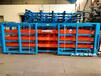 浙江湖州板材貨架抽屜式鋼板存放架鋁板貨架銅板架子