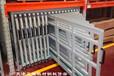 江蘇淮安鋼板存放架立式板材貨架豎著存放鋼板節省空間擺放整齊
