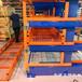 上海崇明長料貨架存放管件棒料槽鋼角鋼圓鋼型鋼軸桿筒