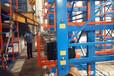 浙江臺州伸縮式懸臂貨架合理規范管材鋼材型材棒料車間