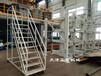 湖南岳陽伸縮式懸臂貨架規范化管理管材鋼材鋁型材棒料車間