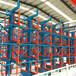 黑龍江綏化棒料貨架伸縮懸臂式結構棒材車間規劃解決方案