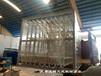 江西九江立式板材貨架鋼板存放架鋁板豎放架銅板擺放架