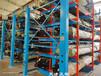 浙江金華鋼材貨架伸縮懸臂式結構行車存放管棒料槽鋼角軸圓鋼