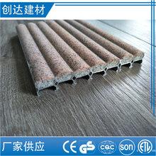 重庆铝合金金刚砂防滑条性价比高图片