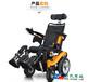 伊凯电动轮椅EP65S捷???豹可电动抬腿后仰后躺老年电动轮椅车