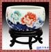景德鎮陶瓷青花瓷聚寶盆魚缸客廳家居工藝品落地擺件