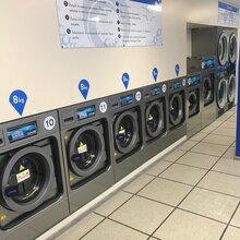 法国多瑙河原厂原装宾馆酒店洗衣房设备洗脱机水洗机图片