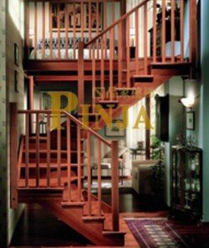 楼梯实木别墅特点楼梯基础家庭价格上海水泥厂v楼梯别墅楼梯图片