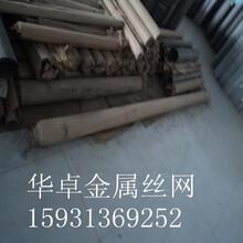 供应钢丝直径3.8mm不锈钢网316方孔平纹编织网