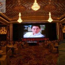 商场会议室酒店P4LED显示屏尺寸比例多少合适