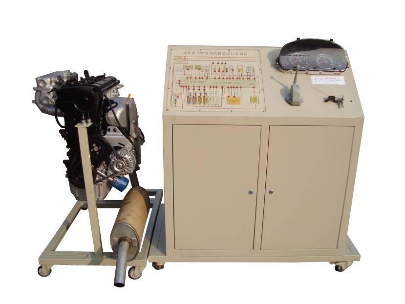 电控汽油发动机总成、原车发动机控制电脑、组合仪表、发动机起动运图片