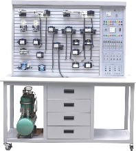 网络型PLC可编程控制器实验装置图片