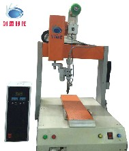 PCB板桌面双头自动焊锡机深圳焊锡机厂家报价格