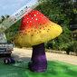 充气植物气模花朵气模蘑菇气模藤蔓树枝气模藤条树叶气模商场美陈装饰气模图片