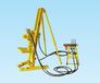 国煤气动架柱式钻机,装岩机