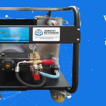 沃力克WL3521高压水射流清洗机石材厂专用清洗设备!图片