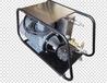 沃力克WL5022高压清洗机喷砂除锈用!