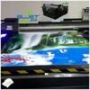 玻璃门背景墙打印机/环保集成墙3d效果uv打印机/KT板高清浮雕印刷设备