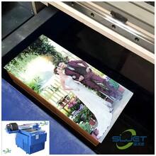 酒瓶打印机生产厂家深龙杰6060uv打印机婚庆酒个性定制彩印设备