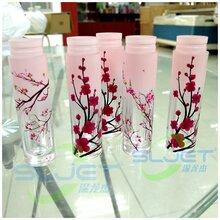 高端口红管数码彩印机,可以在化妆品上图文定制的UV打印机图片