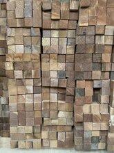 黑胡桃木方条图片