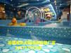陕西泳馆早教中心应选何材质婴儿游泳设备淄博金色太阳