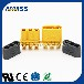 控制器电池用MR30-M、XT60U、铜镀金快接插头