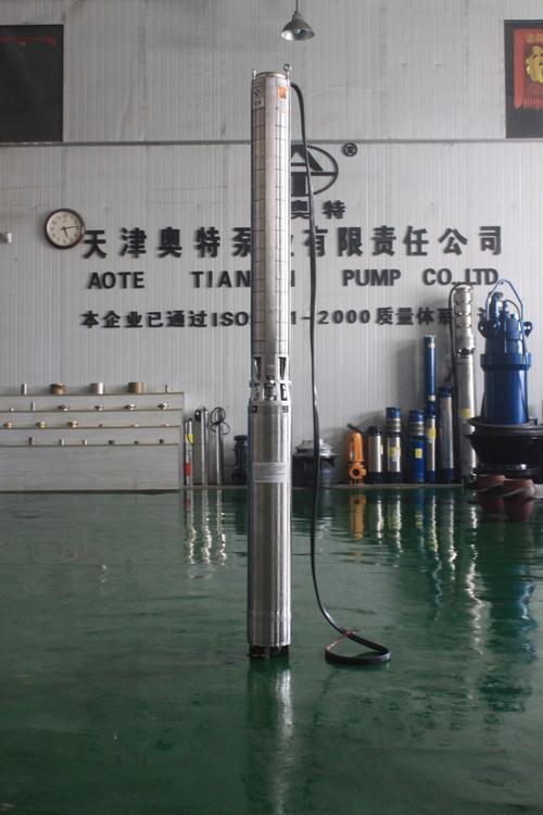 地下温泉井用热水潜水泵,热水提升泵,澡堂专用热水泵选型
