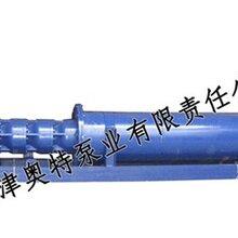 雪厂造雪使用卧式潜水泵_水池供水用潜水电泵QJW津奥特