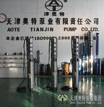 滑雪场使用卧式潜水泵_低温使用高压供水潜水电泵QJW型号