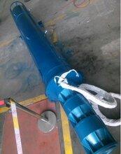 矿用潜水泵_QKSG系列矿用大型潜水电泵高压6KV10KV