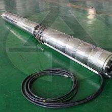 不锈钢热水潜水泵_蒸汽冷凝水抽水使用卧式潜水电泵