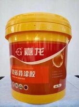 湖南嘉龙牌瓷砖背胶厂家销售_岳阳瓷砖背胶销售价格