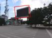 朔州市山阴县市政府对面跨街LED屏