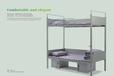 汉中双层床厂家直供款式多样价位低廉