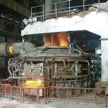 蘇州中頻感應爐回收,回收中頻爐公司,中頻熔煉爐回收,蘇州中頻爐生產線整套拆除回收圖片