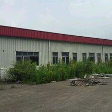 上海/苏州/南通钢结构厂房拆除,大面积钢结构厂房拆除回收,钢结构彩钢瓦回收价格图片