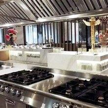 浦东酒店设备回收,酒店厨房设备回收——酒店成套桌子椅子回收,加盟图片