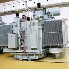 """潁泉中央空調回收公司""""美的""""風冷熱泵冷水機組回收價格圖片"""
