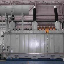 """涟水中央空调回收公司""""特灵""""风冷热泵冷水机组回收价格图片"""