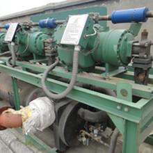 宁波约克中央空调回收价格行情,嘉兴风冷热泵冷水机组回收图片