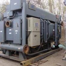 扬州松下中央空调回收价格行情,菏泽风冷热泵冷水机组回收图片